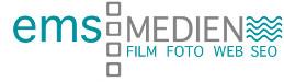 emsMEDIEN – FILM FOTO WEB SEO Logo
