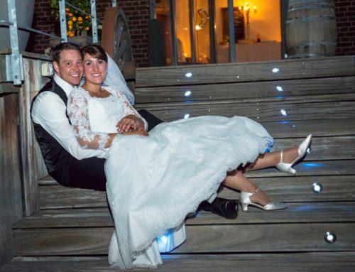 Hochzeitsreportage Louisa & Henrik