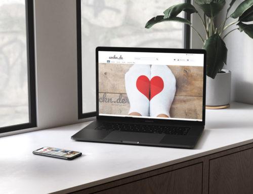 E-Commerce / Onlineshop sockn.de